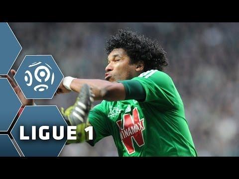 Saint-Etienne - AS Monaco (2-0) in Slow Motion - 2013/2014