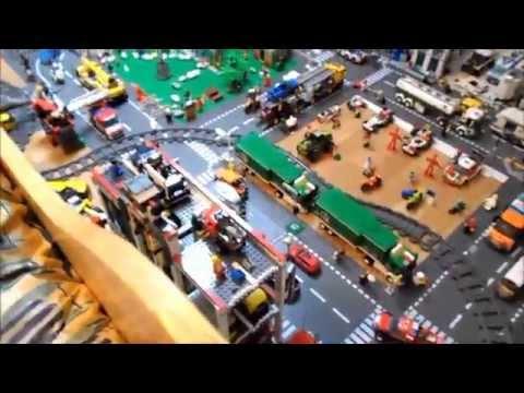 Ma ville lego city 9