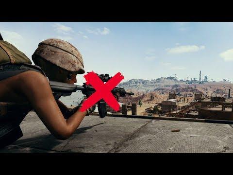 PUBG - No Gun Challenge