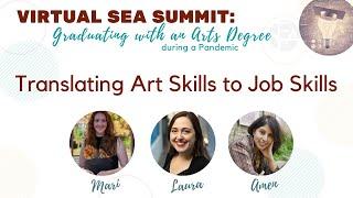 Panel: Translating Your Creative Skills to Job Skills (1)