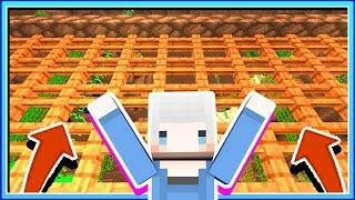 【Minecraft | 渾沌昆蟲】#10 築起高牆 為我擋下那些雞不拉醜的怪物❗