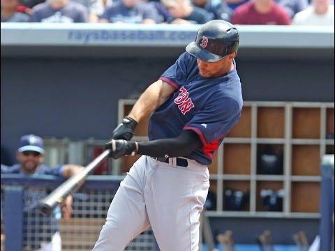 Grady Sizemore sparkles again in Sox preseason win over Rays