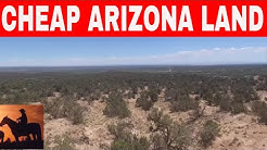 6 Places In Arizona To Buy Cheap Land
