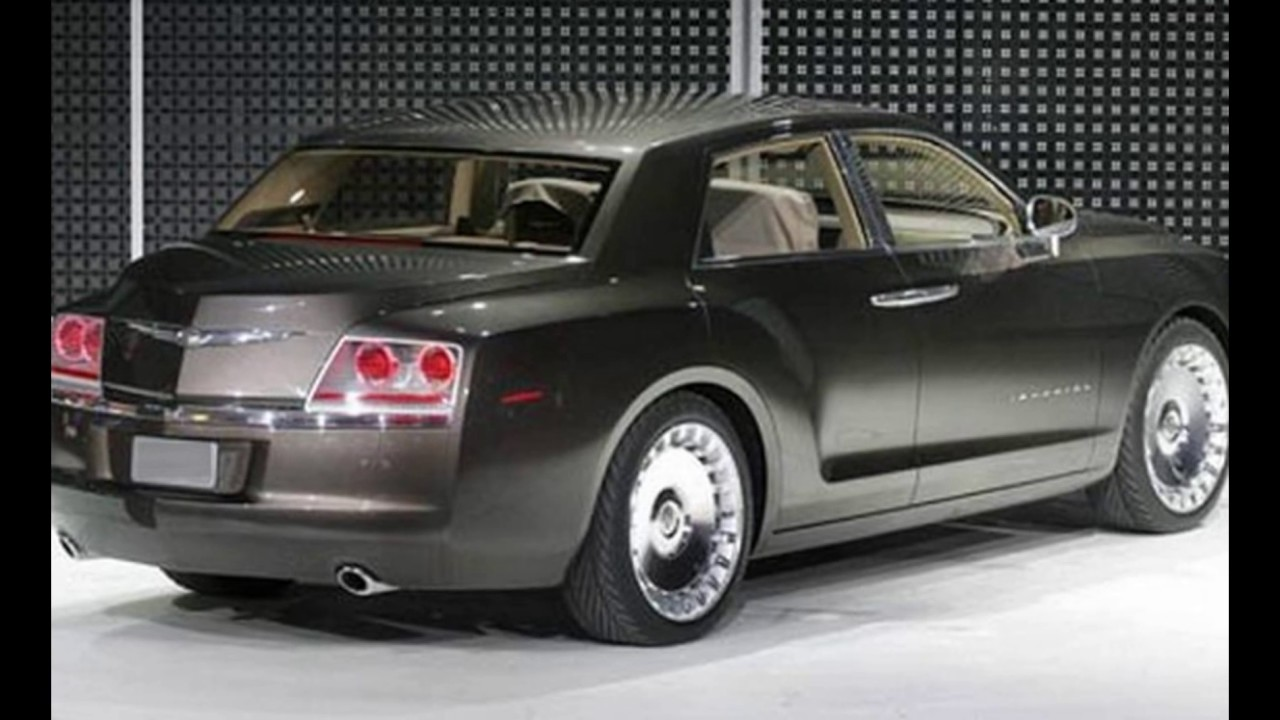 2018 Chrysler New 300 Redesign