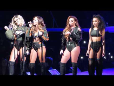 Little Mix - Secret Love Song - TD Garden Boston 3/3/17