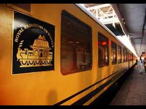 Royal Rajasthan on Wheels - One of the World's most Exciting Luxury Rail Journeys!