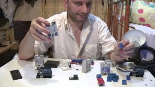 arduino твердотельное реле Solid State Relay сравнение