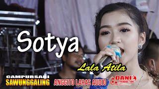 Sotya - Lala Atila - Sawunggaling Music Live Karangdowo - Anggito Laras Audio