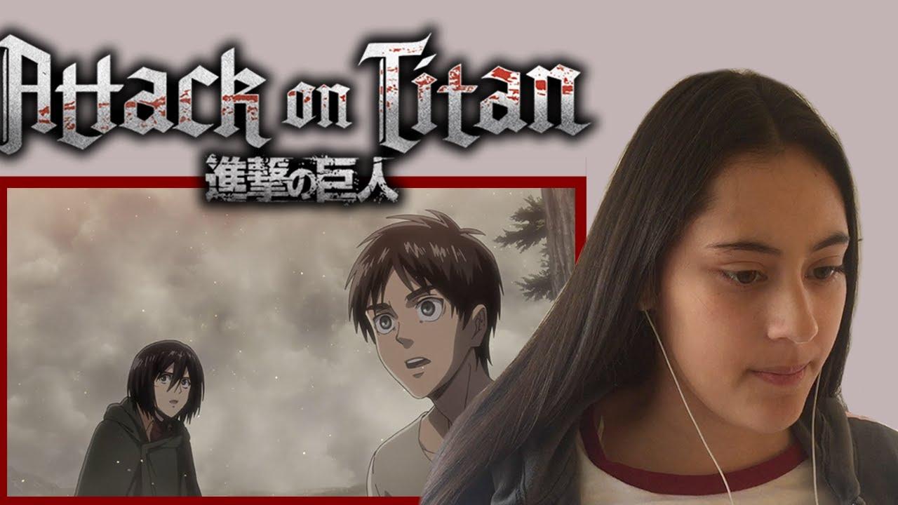 Attack on Titan Season 2 Episode 11 REACTION!! (Shingeki no Kyojin Episode 36) - YouTube