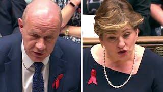 Watch Emily Thornberry rattle Damian Green at PMQs