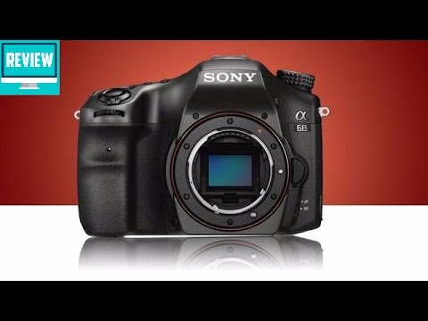Sony a68 SLT Camera With 4D Focus System