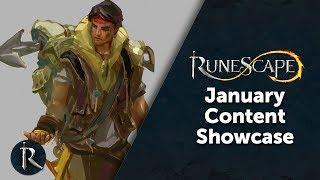 RuneScape - January Content Showcase