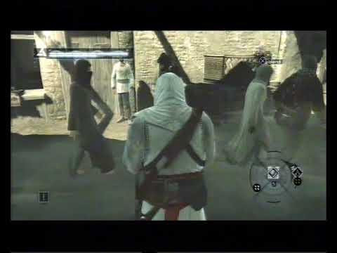 Assassin's Creed, Career 211, Jerusalem: Poor District, Pickpocket
