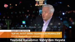 Yasin Suresi Hakkında ve Ölülere Kur'ân Okuma Meselesi - Prof. Dr. Mehmet Okuyan | HD