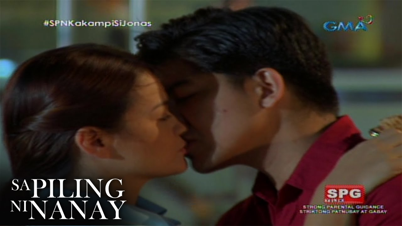 Sa Piling ni Nanay: Kiss of love