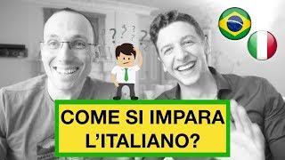 Come Tutti Hanno Imparato l'Italiano | Imparare l'Italiano