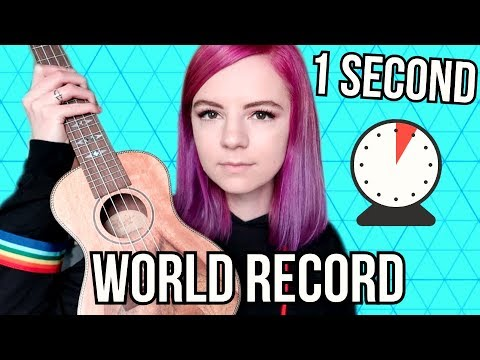 Shortest Song Ever Recorded