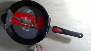 видео Купить Сковороду Woll