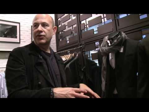 John Varvatos on How to Dress Like Keith Richards
