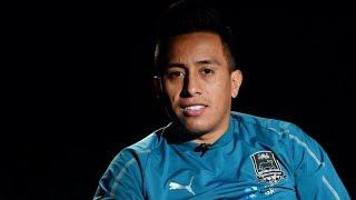 Кристиан Куэва: «Футболист должен быть готов выйти на поле в любой момент»
