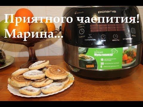 Печенье для детей в мультиварке