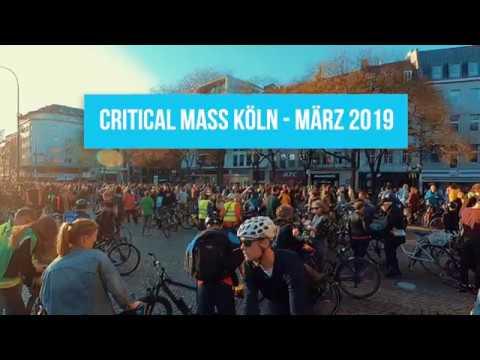 Critical Mass Köln - März 2019