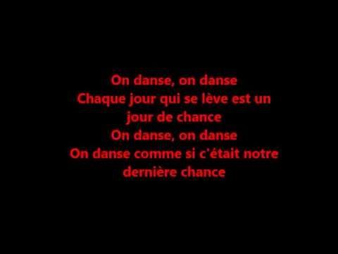 M.Pokora- On danse- Paroles