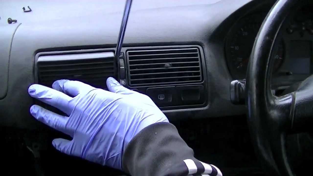 2008 Acura Mdx Fuse Box Vw Golf Mk4 Dash Vent And Hazard Light Removal 1996 2006
