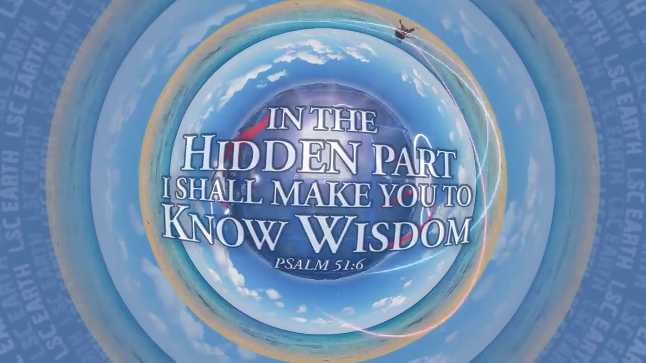 In the Hidden Part - Lord Steven Christ's Concave Earth