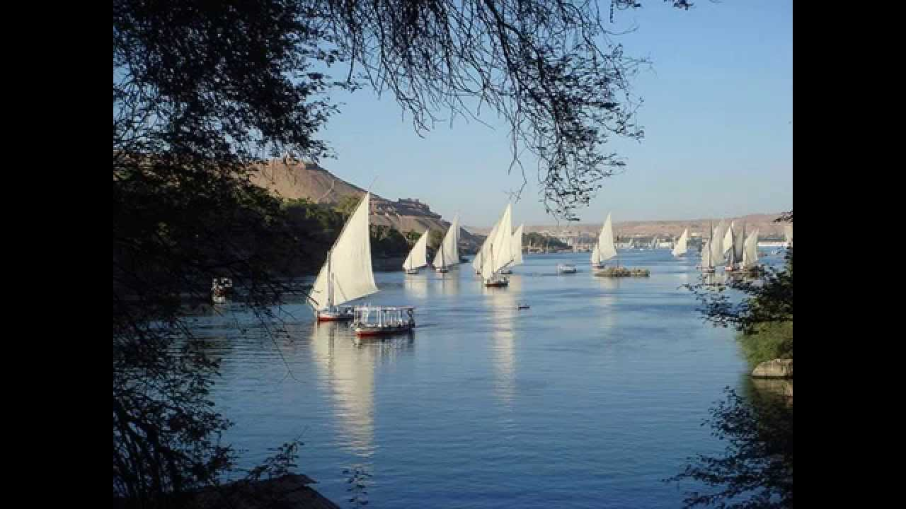 The longest river in the world Nile River YouTube