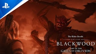 The Elder Scrolls Online: Gates of Oblivion - Official Cinematic Announcement Trailer | PS4