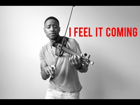 The Weeknd - I feel it Coming violin cover