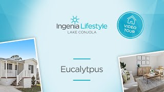 Ingenia Lifestyle Lake Conjola - Eucalyptus Home Tour