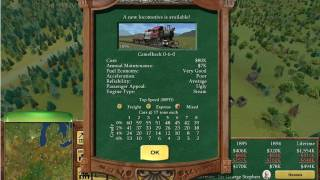 FUCK YOU, SYSTEM REQUIREMENTS! Railroad Tycoon 3 (EP01)
