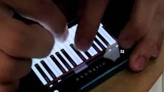 Yukari Tamura 田村ゆかり 「My wish My love」を弾いてみた 【iPhone】