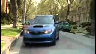 Реклама Subaru Impreza 2009