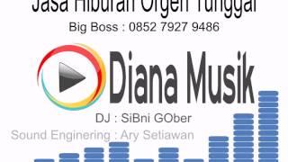 Orgen Tunggal Lampung Diana Musik - Suratan Diri
