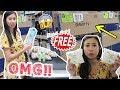 SHOPPING SA LANDERS (Grabehan Ang SALE!!) + HALIK Reaction!!