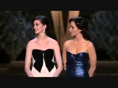 Meryl Streep at the Academy Awards 2007 funny moment