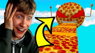 PIZZA OBBY IN ROBLOX!