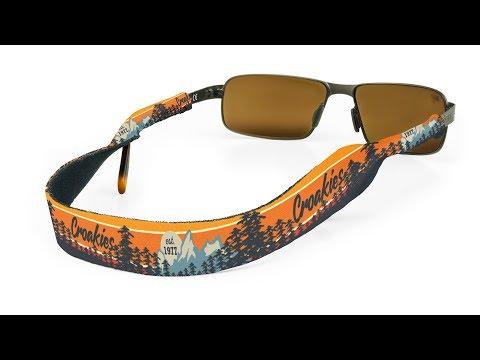 The Original Croakies® Neoprene Sunglasses Strap
