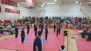 Tiger Kicks Demo Team 13th Annual US Masters Open and Korean Consulate General Cup