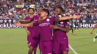 Brahim Diaz vs Real Madrid (Neutral) 17-18 HD 720p (27/07/2017) - English Commentary