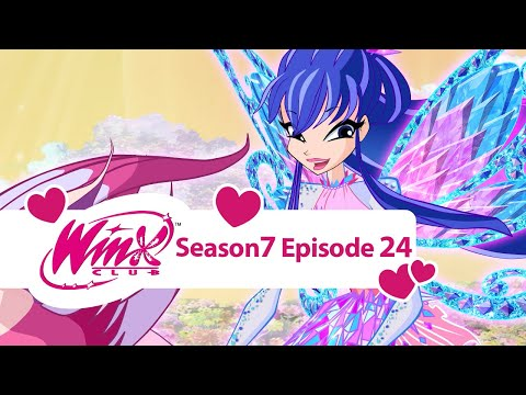 Winx Club - Season 7 Episode 24 - The Golden Butterfly [FULL EPISODE]