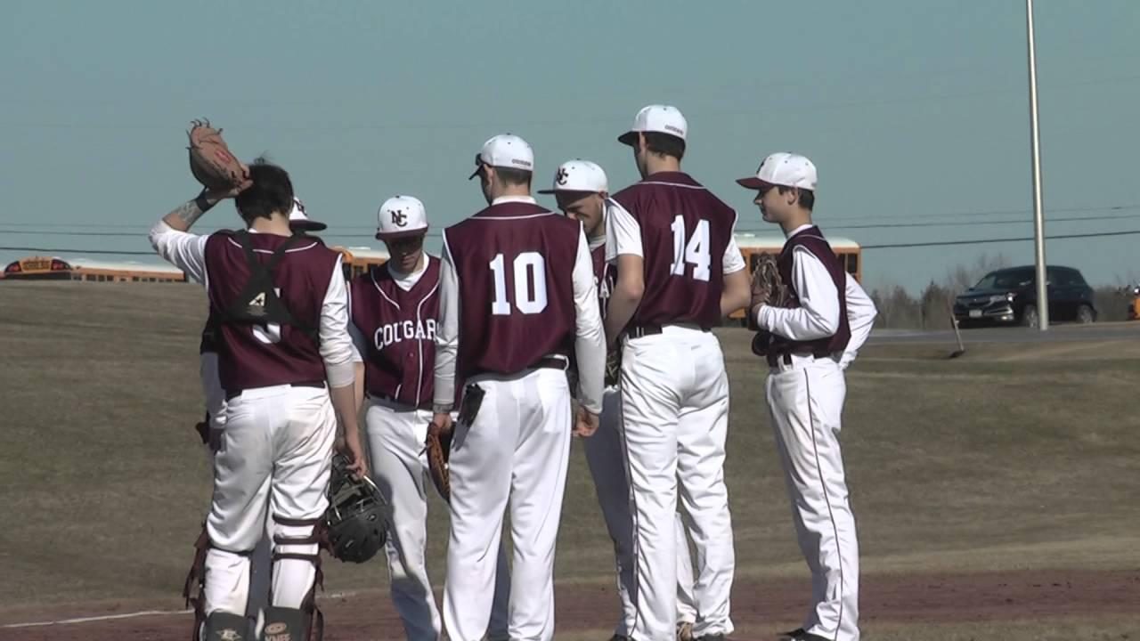 Chazy - NCCS Baseball  4-15-16