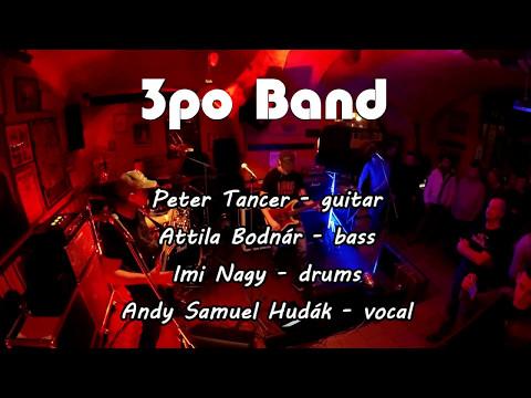 3po Band - Irish pub Diesel Kosice - 28.12.2016