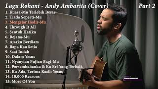 Playlist Lagu Rohani Terbaru 2021 - Andy Ambarita Cover Full (Part 2)