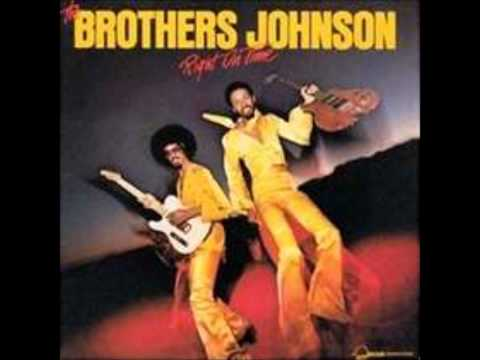 Brothers Johnson - Love Is (1977)