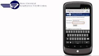 DCECU Mobile Banking Website (WAP)