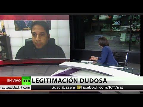 ¿Tiene Guaidó derecho a autoproclamarse presidente de Venezuela?